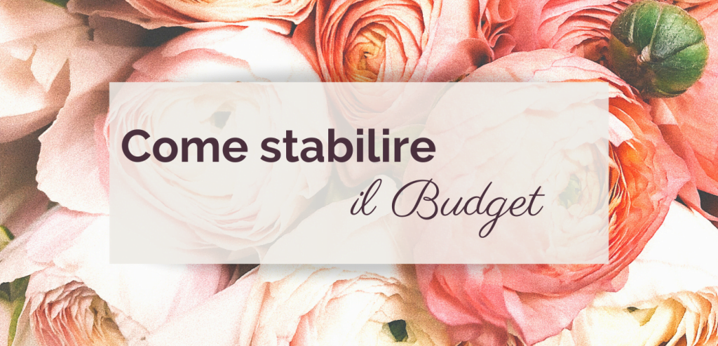 come stabilire il budget ©righeepois