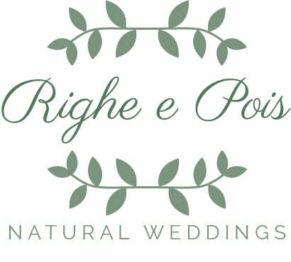Righe e Pois | natural wedding planner