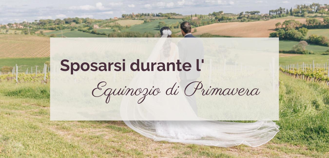 Sposarsi durante l'Equinozio di Primavera ©righeepois