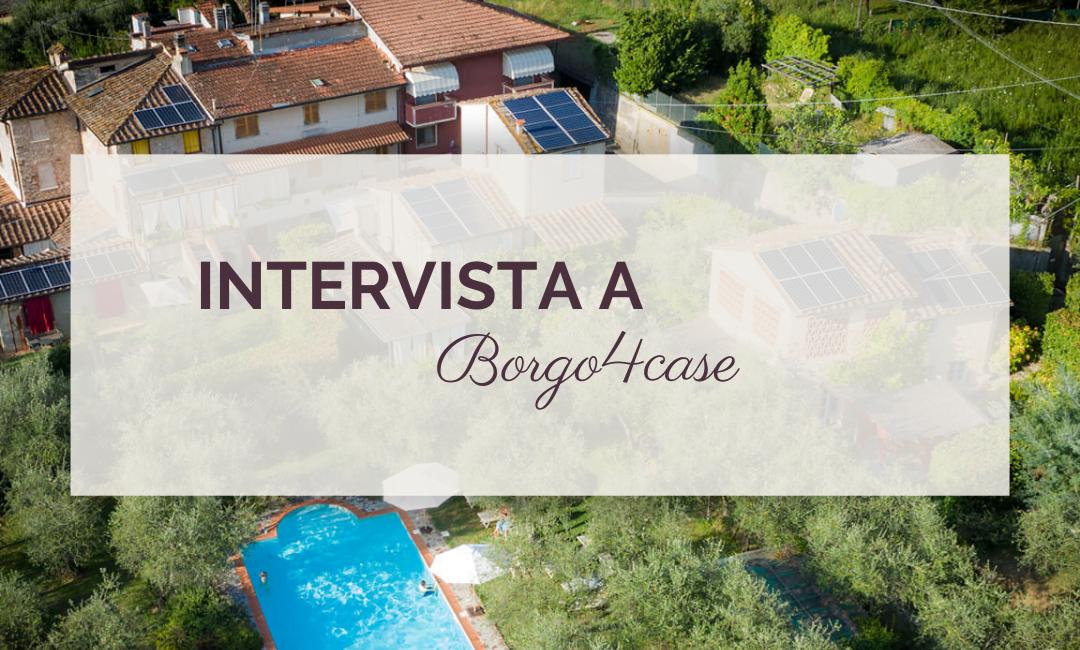 Green Vendors: intervista a Borgo4Case