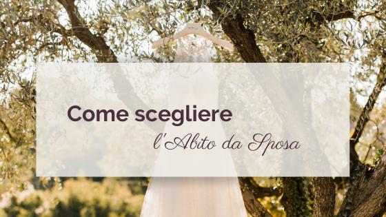Come scegliere l'abito da sposa ©righeepois