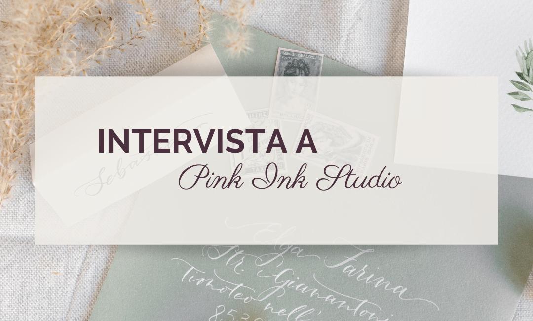 Green Vendors: intervista a Pink Ink Studio